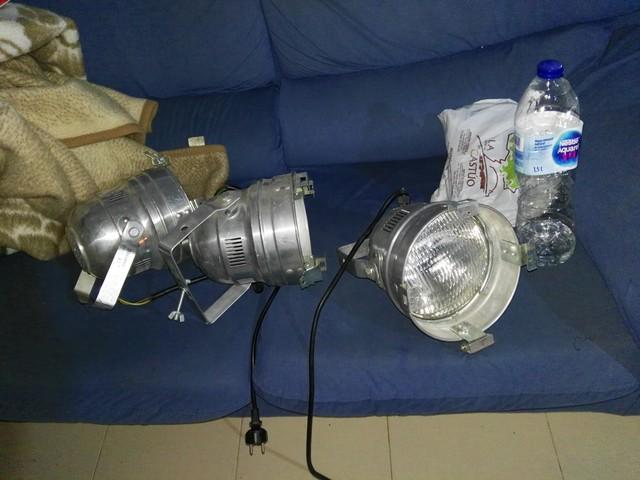 FOCOS PAR 56 CON LAMPARA INCLUIDA 300W - foto 2