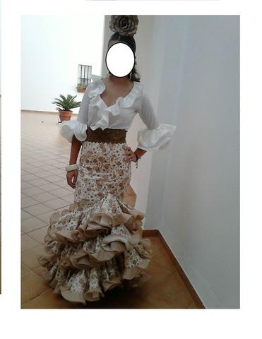 f69d47252 MIL ANUNCIOS.COM - Falda flamenca marron Segunda mano y anuncios ...