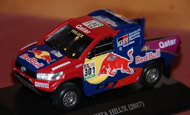 Toyota Hilux 301 Rallye Dakar (2017) Nas