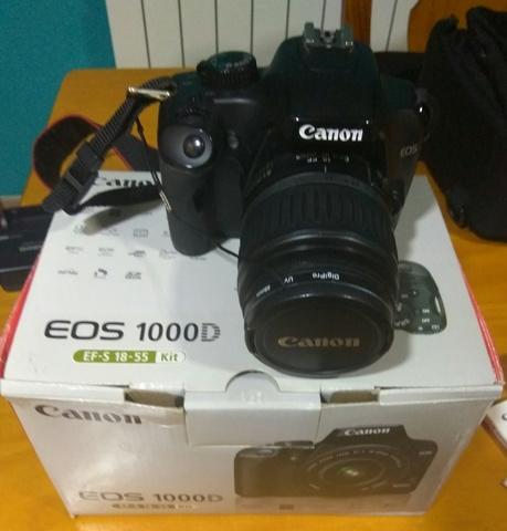 CANON 1000D - foto 2