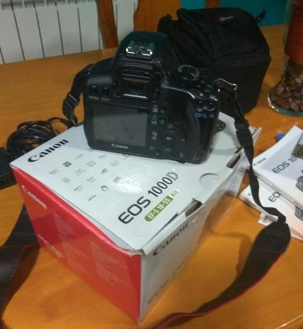 CANON 1000D - foto 4