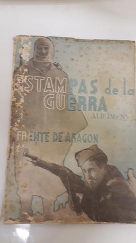 Libro Fotos Guerra Civil Española