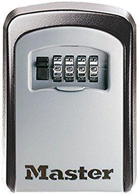 Master Lock Mini Caja Fuerte Mu
