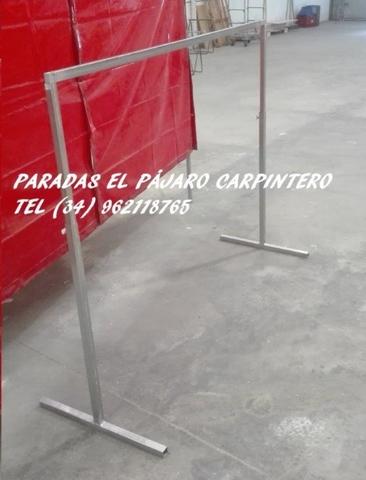 PUESTOS METALICOS MERCADO - foto 2