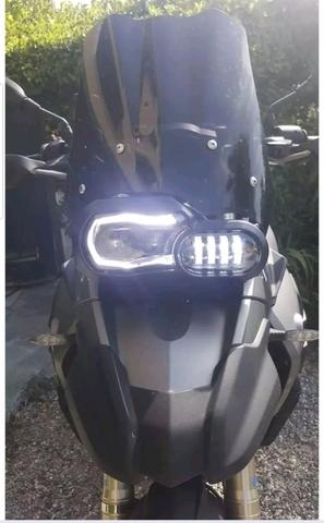 BMW LED HEADLIGHT F650 F700 F800 1200 GS - foto 4