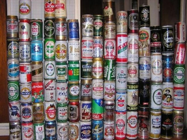600 Latas Cerveza Y Refrescos