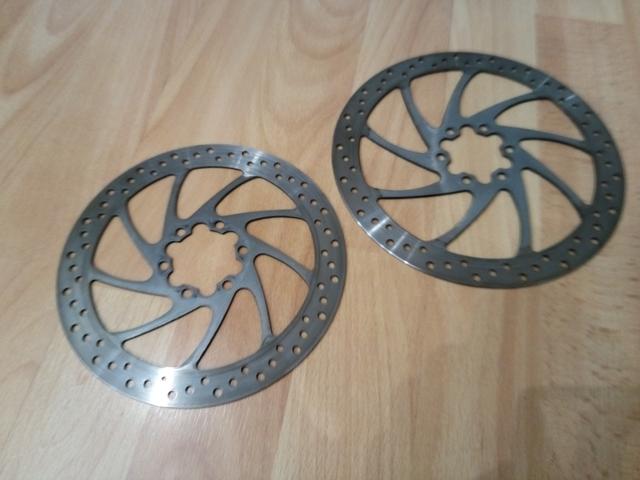 Rotores De Freno Magura Julie,  160/180Mm