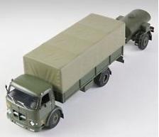 Camion Pegaso Comet 1100L + Remolque Cis