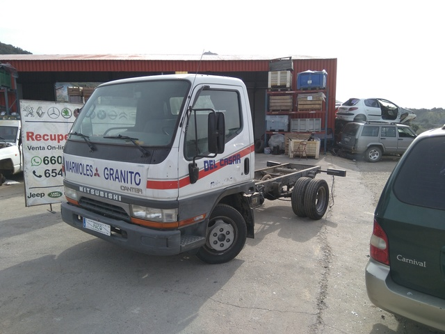 DESPIECE MITSUBISHI CANTER 4M40