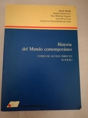 HISTORIA DEL MUNDO CONTEMPORÁNEO CURSO D - foto 1