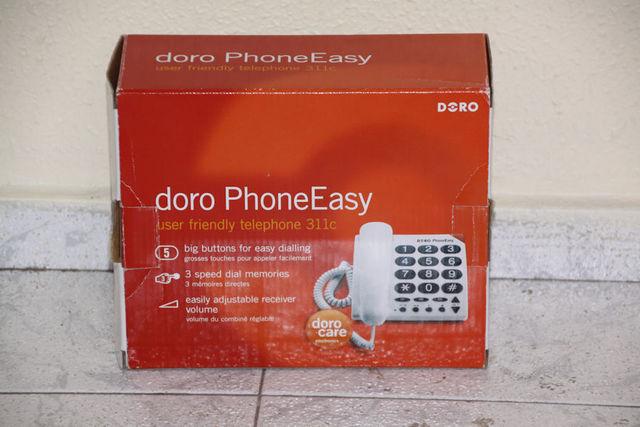 TELÉFONO DORO PHONE EASY 311C - foto 2