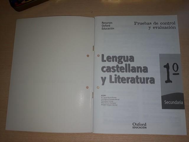 LENGUA CASTELLANA Y LITERATURA.  1 ESO - foto 3