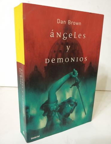 ANGELES Y DEMONIOS - DAN BROWN - foto 1