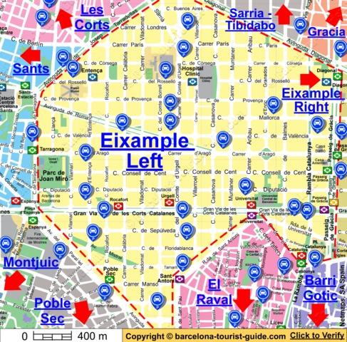 Eixample Dreta Barcelona Mapa.Mil Anuncios Com Traspasos De Peluquerias En Barcelona Traspaso O Venta De Peluqueria En Barcelona Pag 11