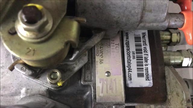 SERVICIO REPARACION BOMBAS INYECTORAS - foto 4