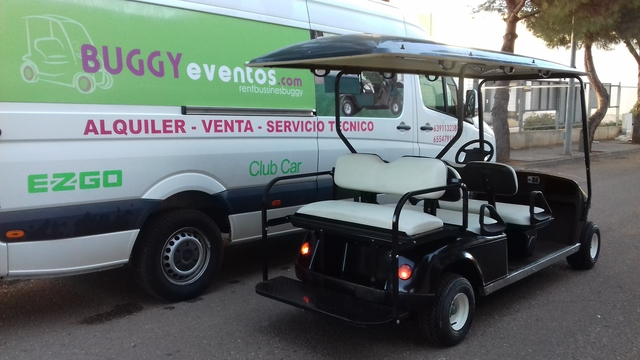 BUGGY GOLF ADAPTADOS - foto 2