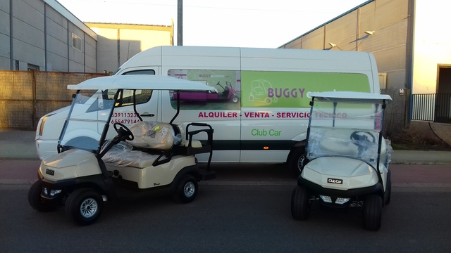 BUGGY GOLF ADAPTADOS - foto 5