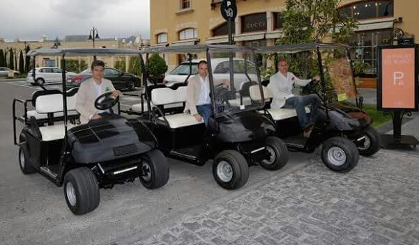 BUGGY GOLF ADAPTADOS - foto 8