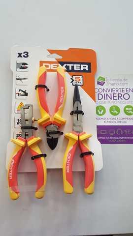 Juego De Herramientas Dexter X3
