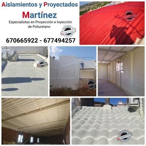 FRÍO CALOR SOLUCIONADO CON POLIURETANO - foto 4