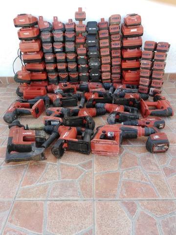 Reparacion Baterias Taladros Hilti