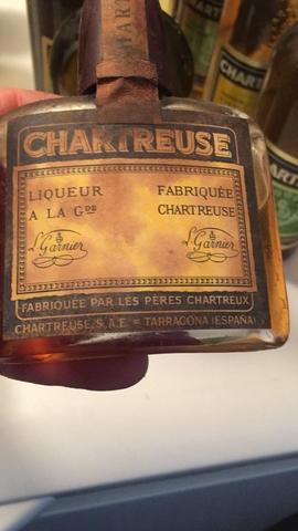 Compro Chartreuse De Tarragona ,Whisky