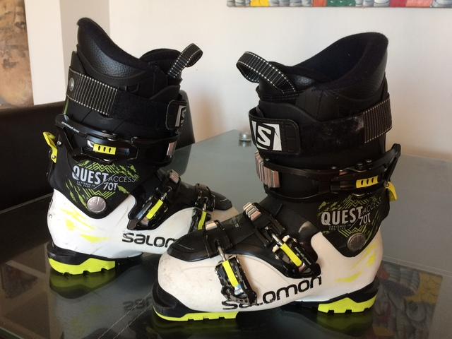 Botas Salomon Access 70 T Quest mNwOnv08