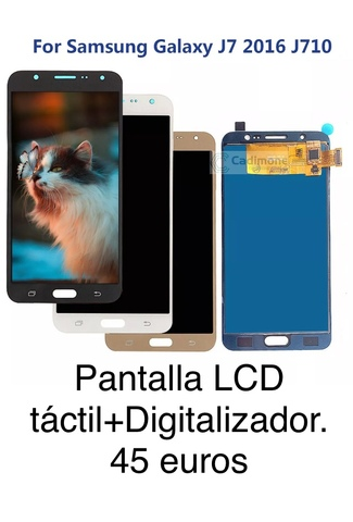 PANTALLA DE IPHONE Y SAMSUNG, HUAWEI, XIAO - foto 4