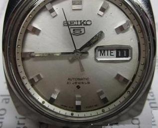 Reloj Seiko 5 Automatic. 21 Jewels