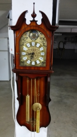 Relojes Pendulo
