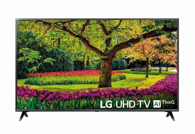 TELEVISOR SMART TV  LG 4K 65 PULGADAS - foto 1