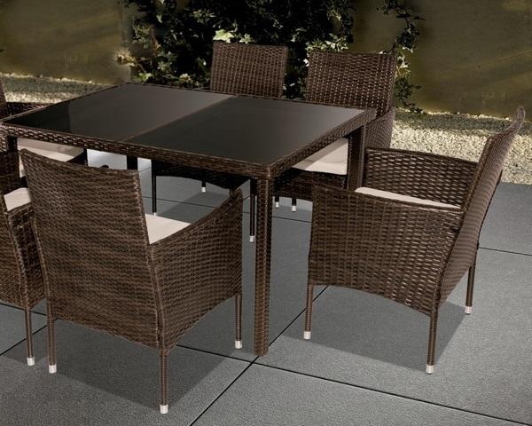 MIL ANUNCIOS.COM - Mesa sillas jardin comedor terraza
