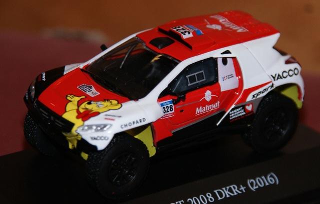 Peugeot 2008 Dkr Nº328 Rallye Dakar (201