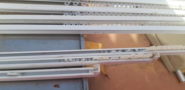 RAIL ALUMINIO PARA CORTINAS. 3 METROS 6 - foto 1