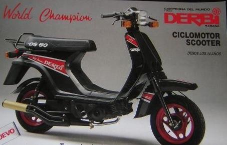 Motor Juego de Juntas para Derbi Variant DS50 Motos, accesorios y ...