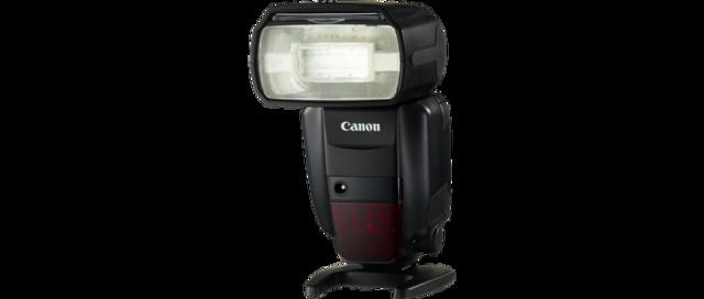 FLASH CANON 600 EX RT - foto 1