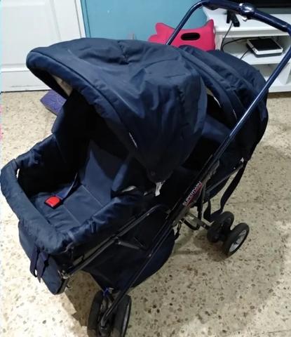 00b46aa7a COM - Carro gemelar. Coches de bebe y sillas de paseo carro gemelar en  Tenerife. Venta de coches de bebe de segunda mano carro gemelar en  Tenerife. coches ...