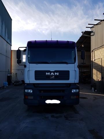MAN - TGA 18. 410 - foto 1