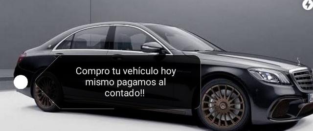 COMPRO TODOS LOS VEHÍCULOS PAGO CONTADO! - foto 1