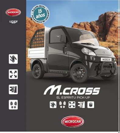 MICROCAR - M CROSS PICK-UP - foto 5