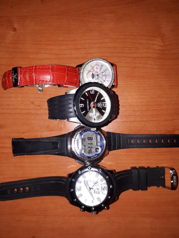 Anuncios Segunda Pila com Y Anuncios Mil Cambiar Reloj Mano j4RLAq35