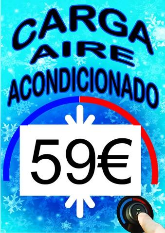 CARGA AIRE ACODNCIONADO COCHE!! 59 - foto 1