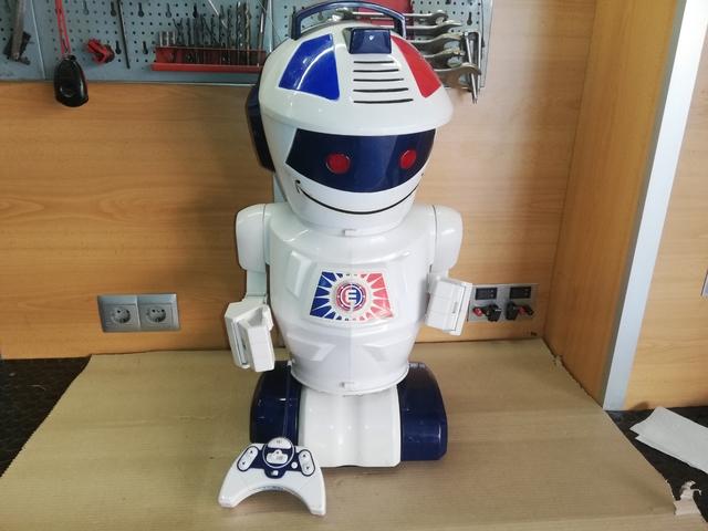 Anuncios Segunda Y Robot Vintage Mano Clasificados Mil Anuncios com c5AqR4jL3