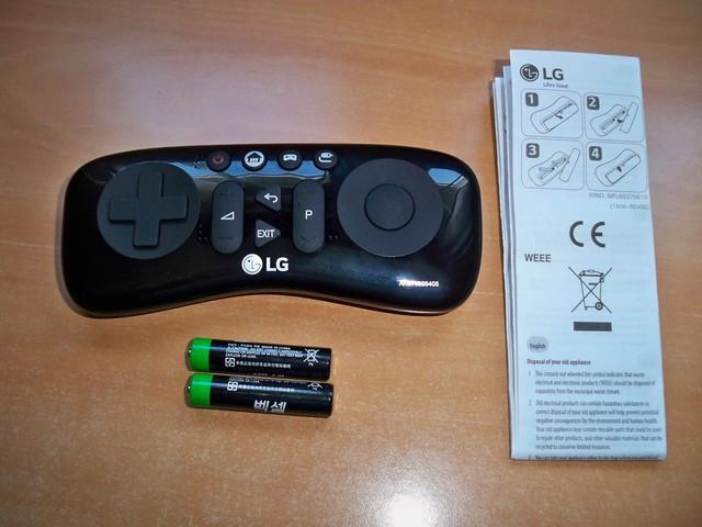 MANDO A DISTANCIA GAMEPAD  TV LG - foto 2