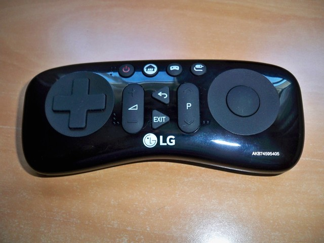 MANDO A DISTANCIA GAMEPAD  TV LG - foto 3