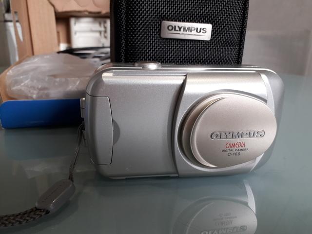 CAMARA DIGITAL COMPACT  OLIMPUS - foto 2