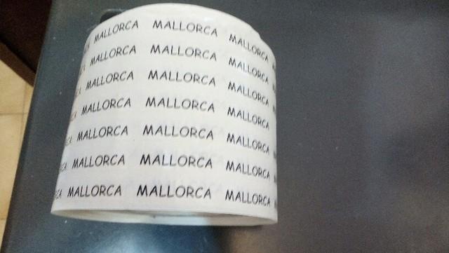 """1 Rollo de 500 Etiquetas Adhesivas /""""9 €/"""" de 35 mm de diámetro Alta Calidad"""