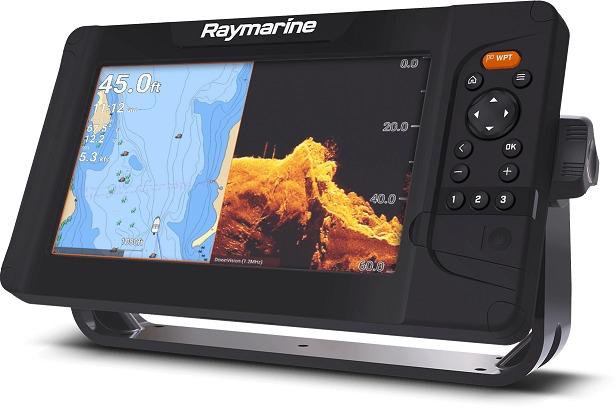 SONDA GPS PLOTTER RAYMARINE ELEMENT 7 - foto 1