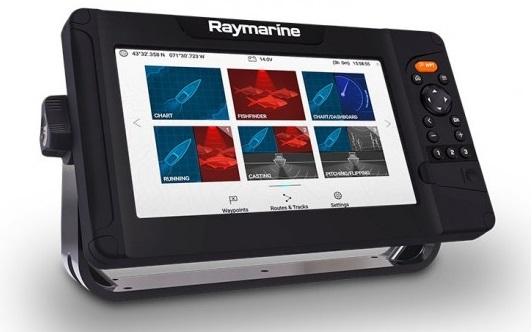 SONDA GPS PLOTTER RAYMARINE ELEMENT 7 - foto 2