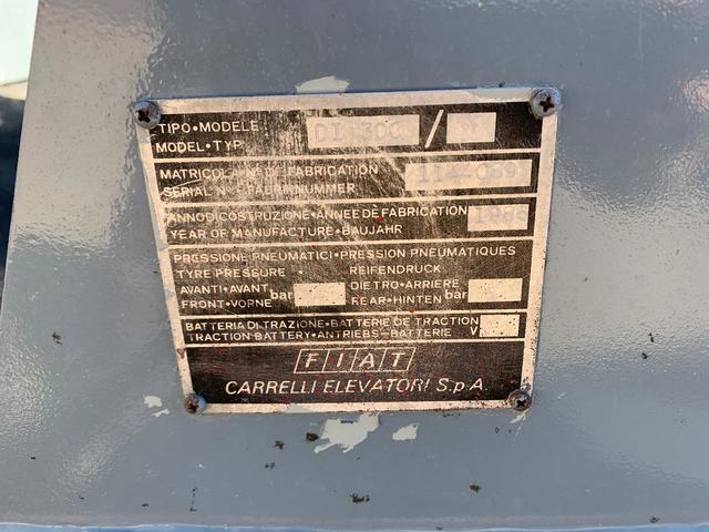 CARRETILLA FIAT 3000KG DOBLE RUEDA - foto 6